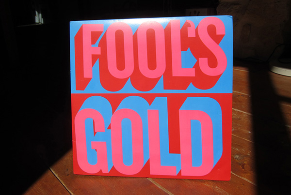 fool's gold lp/45